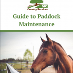Guide to Paddock Maintenance